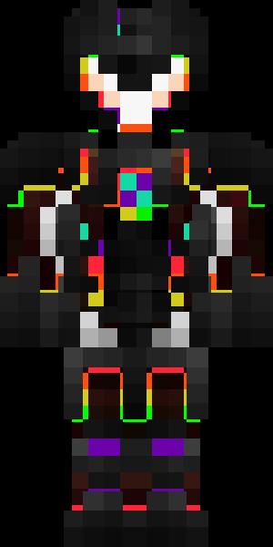 скины майнкрафт робот